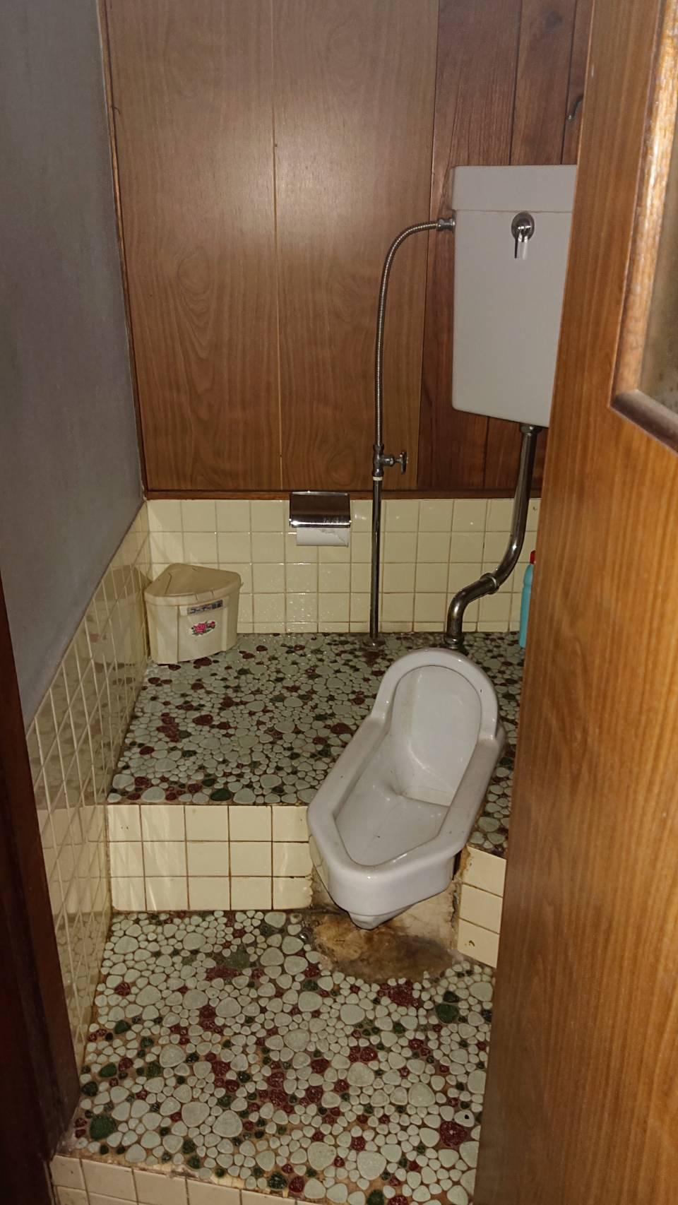 美濃加茂市 某会社様事務所トイレ改修工事