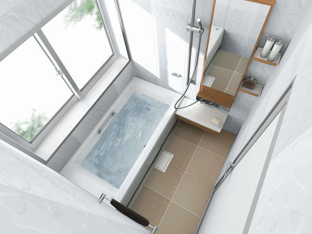 お風呂リフォーム&浴室リノベーションはお任せを!